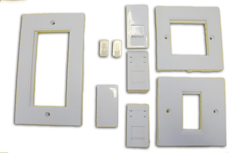 Data Plates and Accessories
