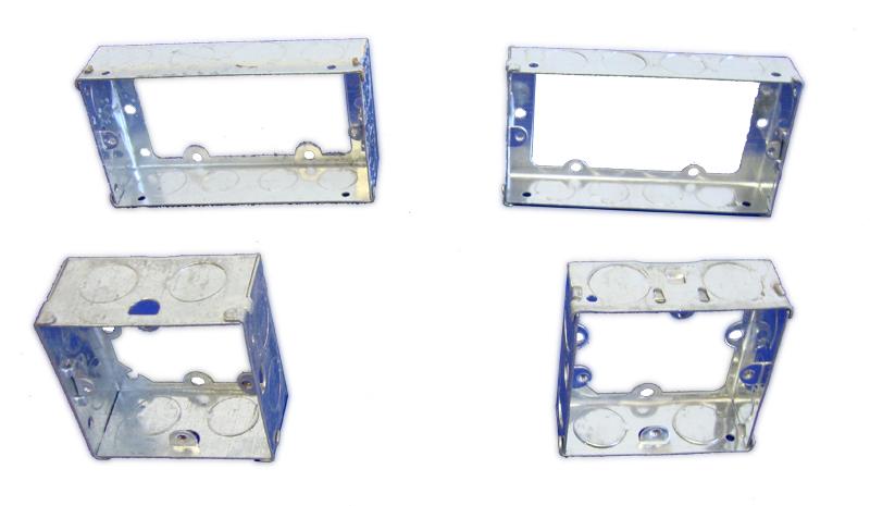 Metal Extension Boxes