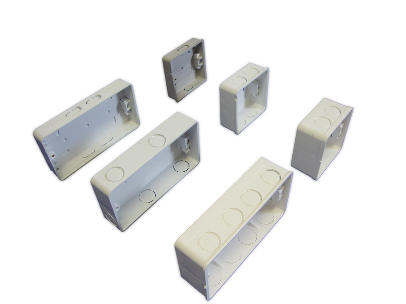 Pvc Flush Boxes