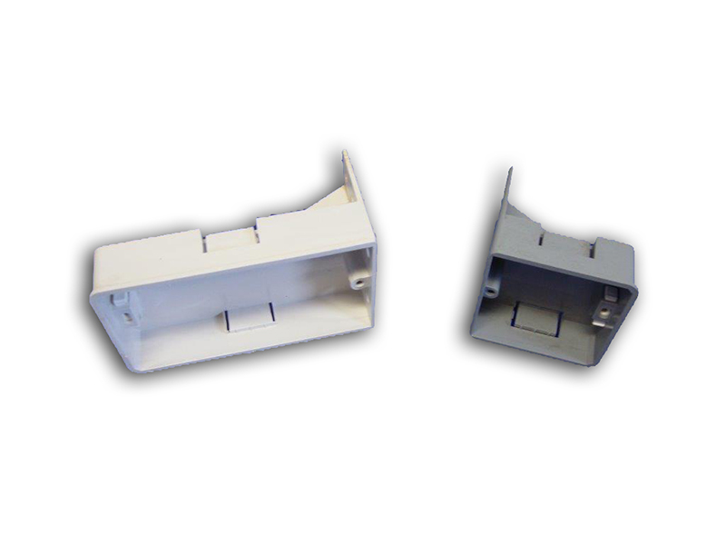 Pvc Side Fixing Boxes