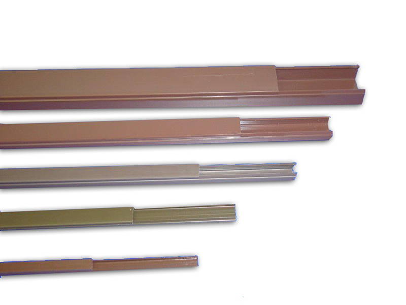 Self Adhesive Trunking Brown