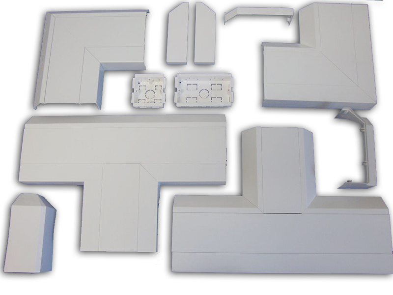Skirting Trunking Accessories